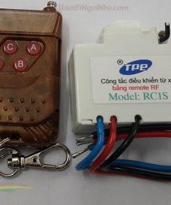 https://thietbingoinha.com/ cong tac dk tu xa rc1s - remote rf điều khiển xuyên tường thiết bị ngôi nhà thông minh Học lệnh tất cả các remote (điều khiển)