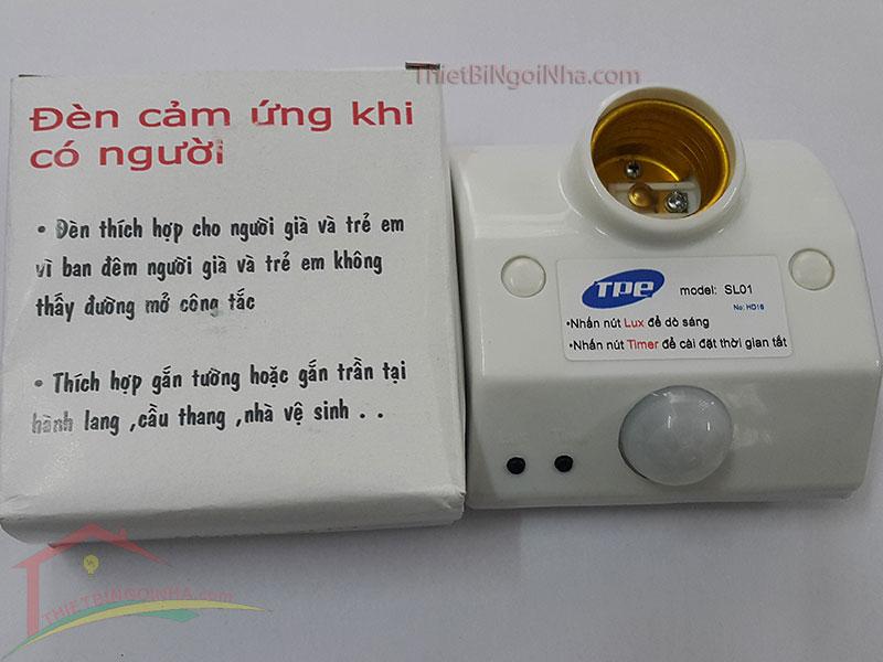 dui den cam ung chuyen dong