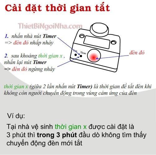 huong dan su dung dui den cam ung chuyen dong sl01