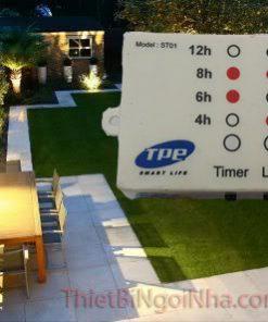 công tắc cảm ứng ánh sáng hẹn giờ tắt st01