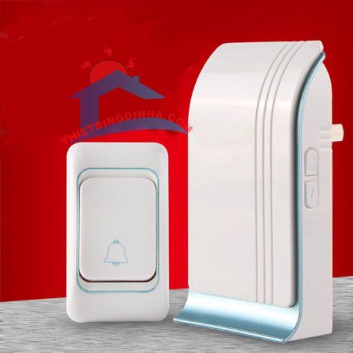 chuông cửa không dây cao cấp cjd300, thiết bị ngôi nhà