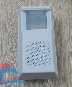 hệ thống báo động, báo khách có điều khiển từ xa