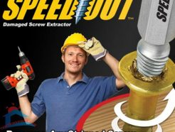thiết bị tháo ốc vít tòe đầu SpeedOut