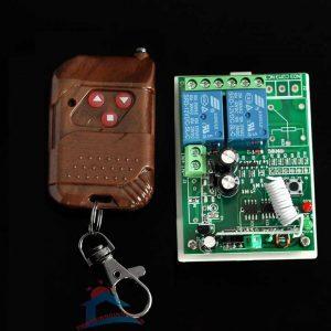 Bộ điều khiển đảo chiều động cơ từ xa 12V