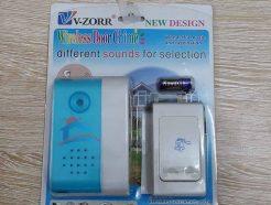 chuông cửa không dây giá rẻ Vzorrchuông cửa không dây giá rẻ Vzorr