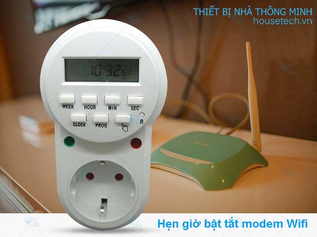 ổ cắm hẹn giờ điện tử giá rẻ ETG 63A