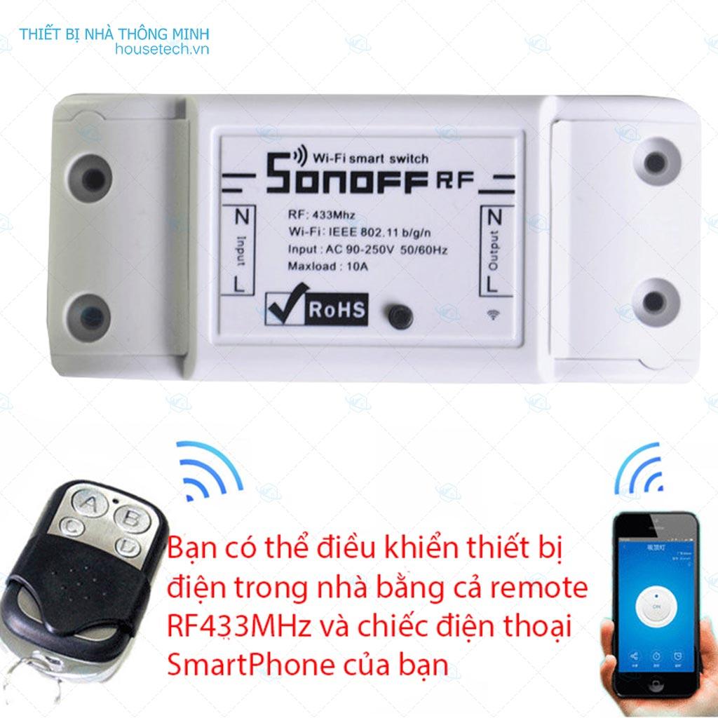 Công tắc điều khiển từ xa qua điện thoại ở Hồ Chí Minh