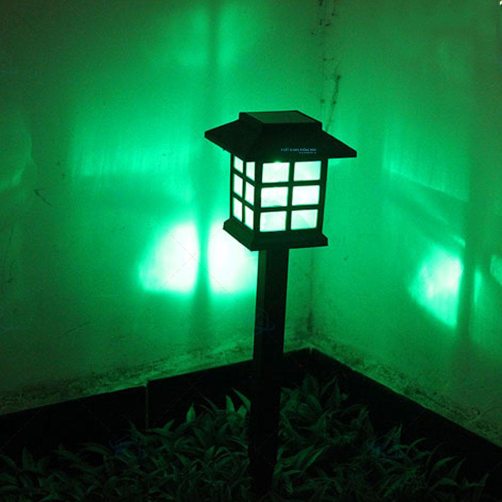 đèn sân vườn đổi màu giá rẻ