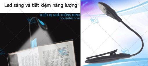 Đèn led đọc sách giá rẻ ở Hà Nội