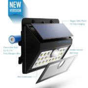 Đèn năng lượng mặt trời 45 led giá rẻ