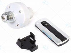 Đui đèn kèm điều khiển từ xa giá rẻ
