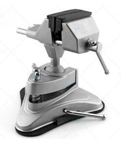 Ê tô cơ khí mini 360 hút chân không mặt bàn