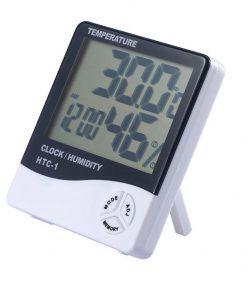 Đồng hồ đo nhiệt độ và độ ẩm trong phòng