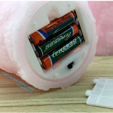 Đèn nến điện tử dùng pin
