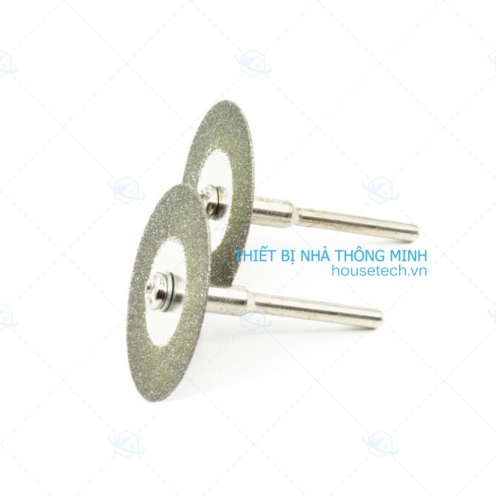 Bộ 10 lưỡi cắt mini phủ kim cương ở Hà Nội