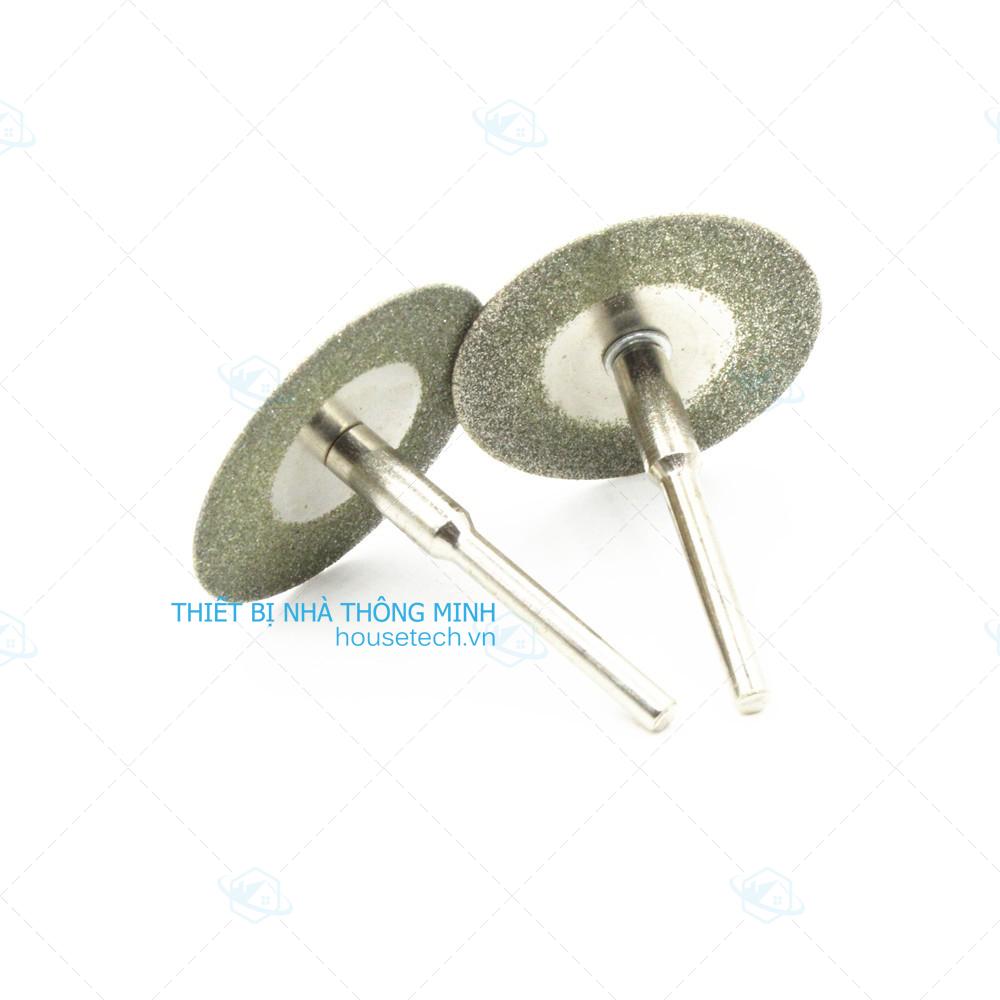 Bộ 10 lưỡi cắt mini phủ kim cương ở Hồ Chí Minh
