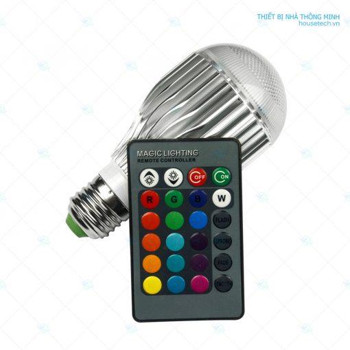 Bộ điều khiển Đèn đổi màu điều khiển từ xa 10WRGB chất lượng