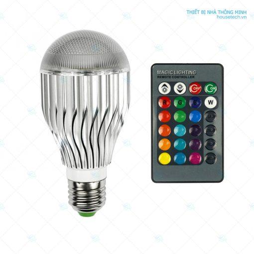Bộ điều khiển đèn đổi màu điều khiển từ xa 10WRGB
