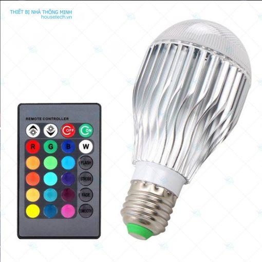 Đèn led đổi màu điều khiển từ xa 10WRGB