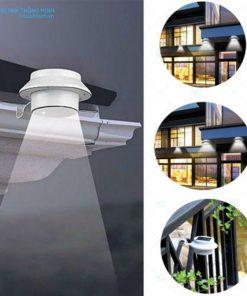 Đèn trang trí NLMT cảm biến ánh sáng chất lượng