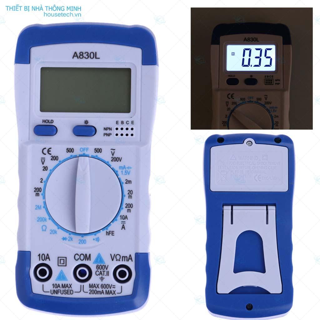 Đồng hồ đo điện đa năng A830L