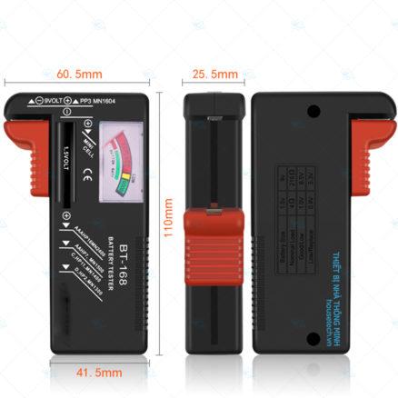 Dụng cụ đo dung lượng pin HT398