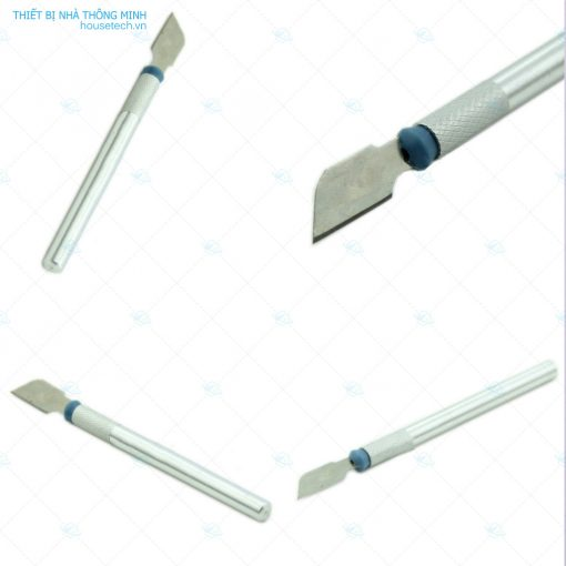 Bộ lưỡi dao khắc bút chì nghệ thuật 7 chi tiết HT280