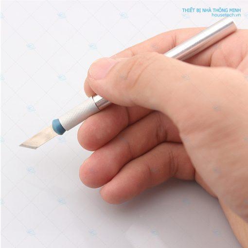 Bộ lưỡi dao khắc bút chì nghệ thuật 7 chi tiết sắc bén