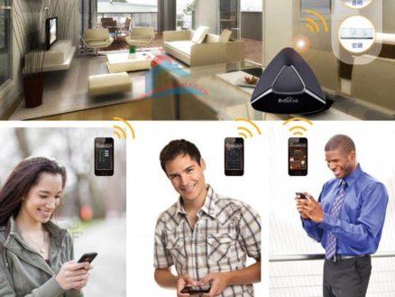 Thiết bị điều khiển nhà hiện đại thông minh – Broadlink RM-Pro chất lượng