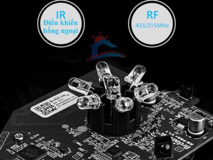 Thiết bị điều khiển nhà hiện đại thông minh – Broadlink RM-Pro tại HN