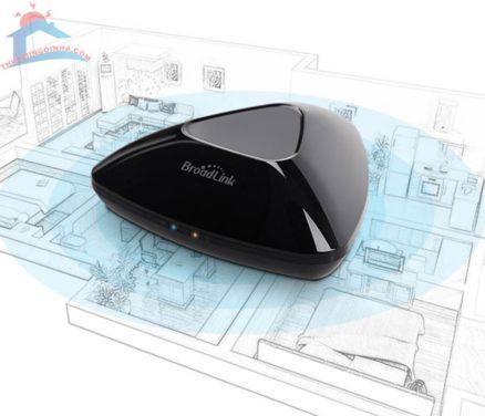 Thiết bị điều khiển nhà hiện đại thông minh – Broadlink RM-Pro tại HCM