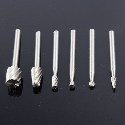Bộ 6 mũi khoan cắt khoét tạo rãnh HT312 giá rẻ