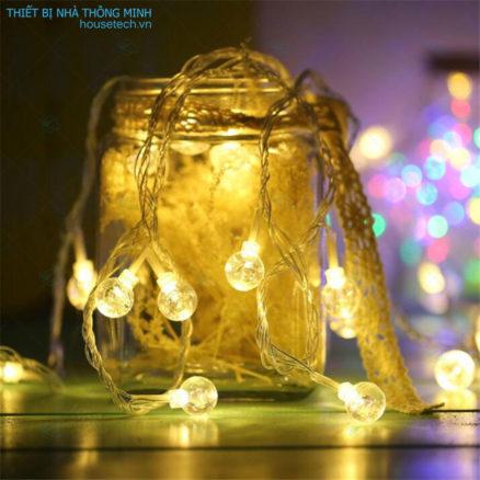 Dây đèn trang trí hình bong bóng tại hà nội
