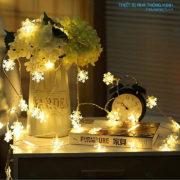 Đèn hoa tuyết trang trí nhà giá rẻ