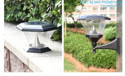 đèn lục giác 8 leds giá rẻ