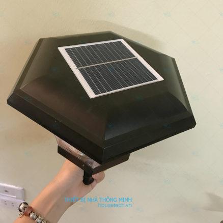 Tấm pin hấp thụ năng lượng mặt trời