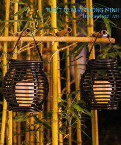Đèn trang trí hình dạng lồng đèn