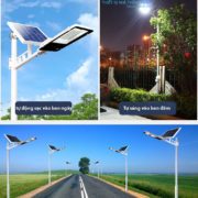 Đèn đường năng lượng mặt trời HT556