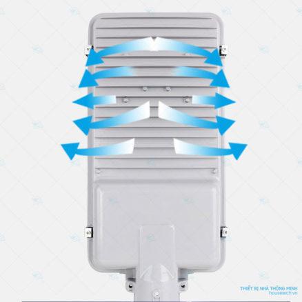 Hệ thống tỏa nhiệt đèn Ht556
