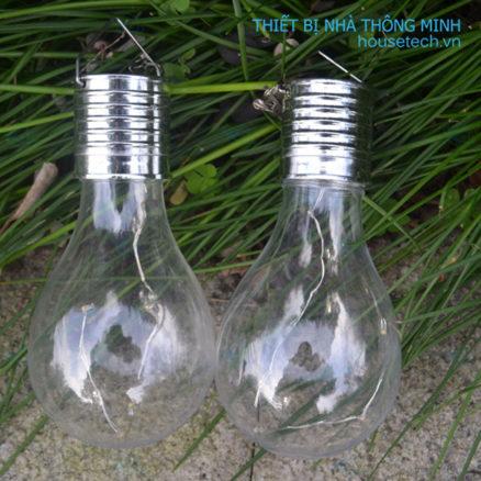 bóng đèn treo cây tại hà nội