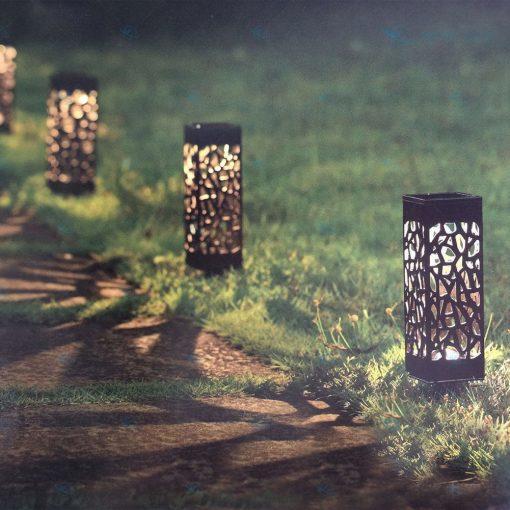 Đèn cắm sân vườn đẹp