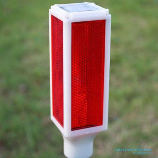 đèn cảnh báo năng lượng mặt trời