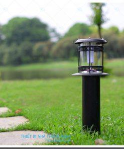 Đèn gắn lối đi năng lượng mặt trời