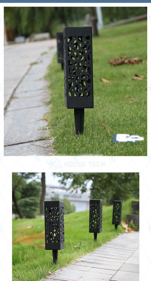 Đèn trang trí bãi cỏ giá rẻ