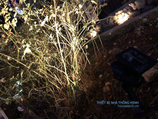Đèn trang trí sân vườn 0.5W