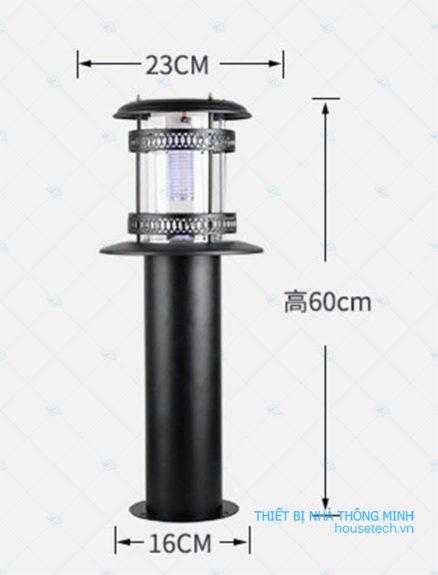 Kích thước đèn HT517