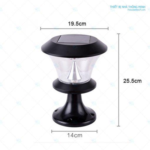 Kích thước đèn HT404