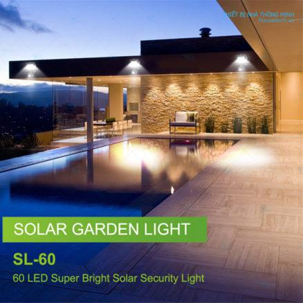 Đèn chiếu sáng cảm biến thông minh