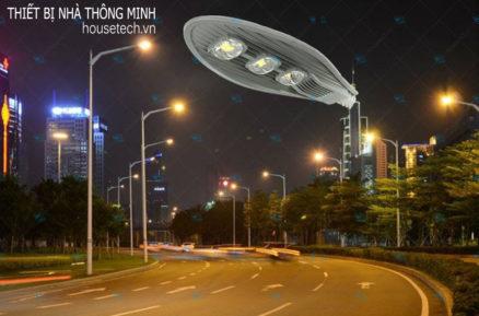 đèn chiếu sáng đường phố giá rẻ HT480-150