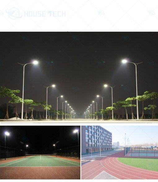 đèn lắp đường phố cao cấp sl680